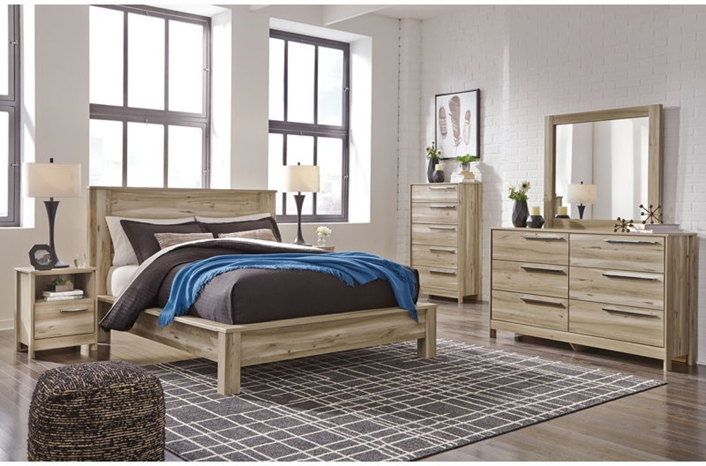 8 Piece Queen Platform Bedroom Set