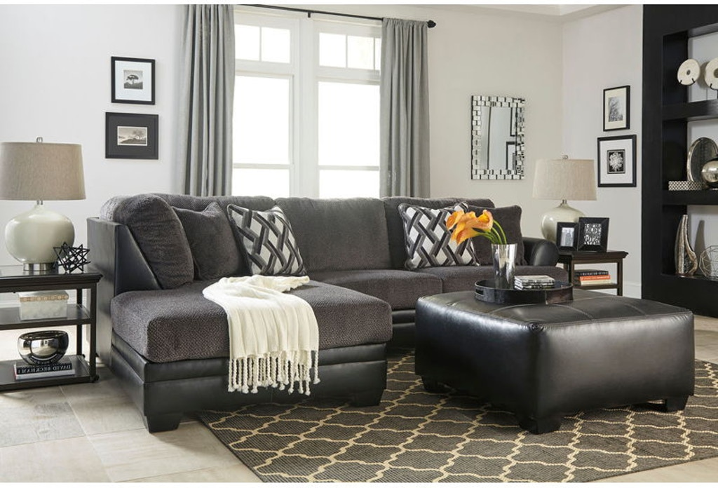 Ashley Kumasi Sectional Portland Or Key Home Furnishings
