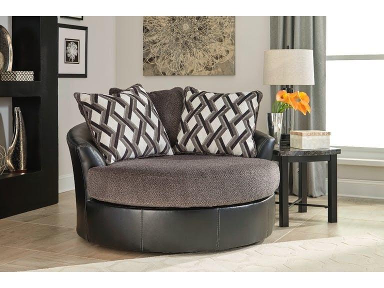 Ashley Kumasi Oversized Swivel Accent Chair 3220221
