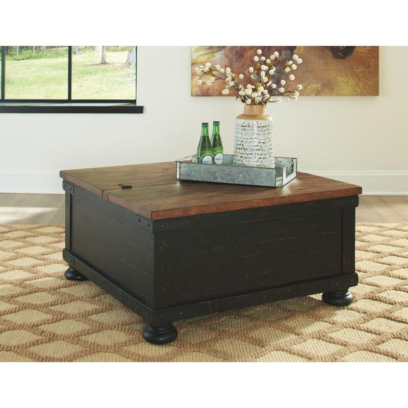 KEY Home Furnishings & Power Reclining Living Room Set