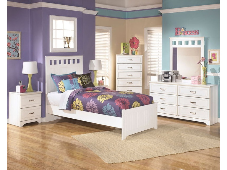 Lulu 4 Piece Twin Bed Set