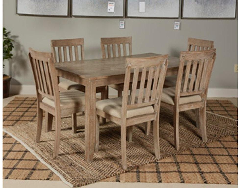 Surprising Ashley Mattilone Dining Room Table Set 7 Cn D484 425 Download Free Architecture Designs Ogrambritishbridgeorg