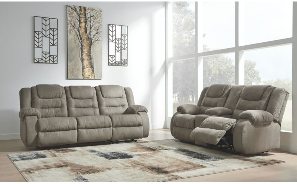 Ashley Mccade Reclining Living Room Set 10104 88 94