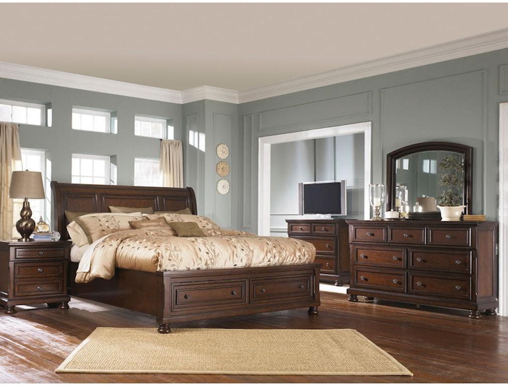 Porter 7 Piece Bed Set