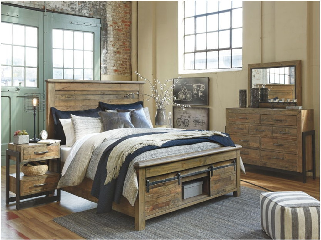 Ashley Sommerford 5 Piece California King Bed Set - Portland, OR | Key Home  Furnishings