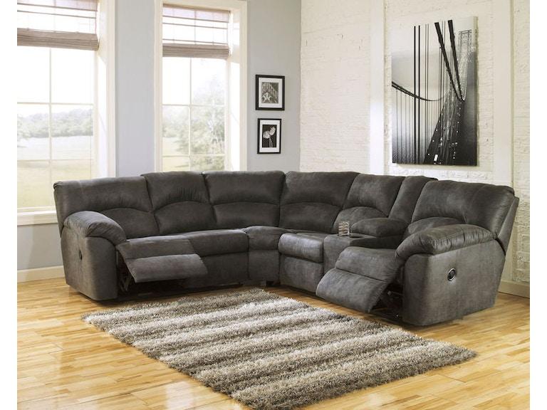 Ashley Tambo Sectional Portland Or Key Home Furnishings