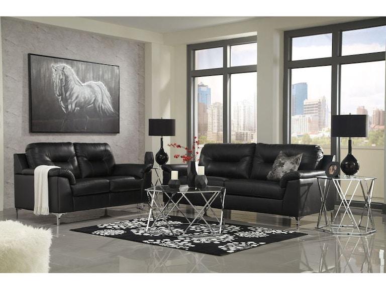 Ashley Tensas Living Room Set 39604 38 35 T015 13