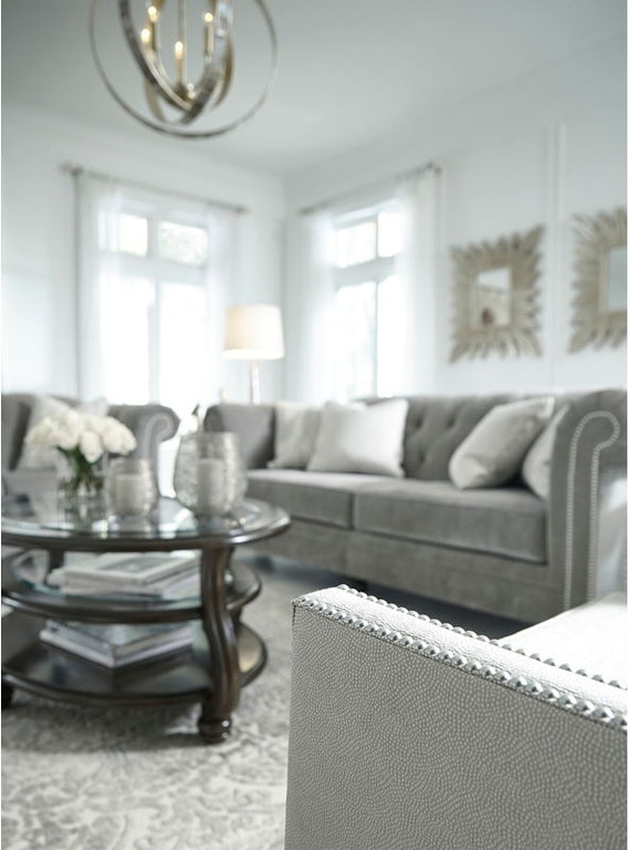 Ashley Tiarella Living Room Set 72901 38 T819 6 2