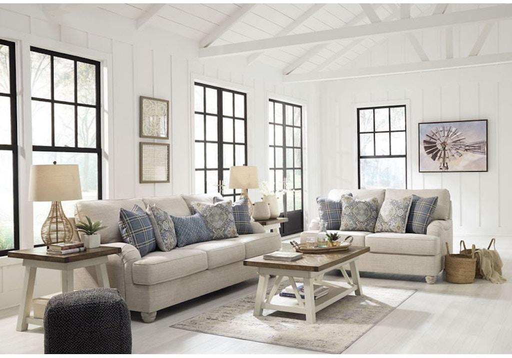 Ashley Traemore Living Room Set 27403 38 35 T640 1 3 2