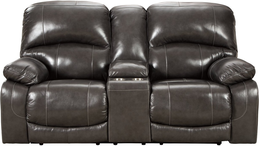 Awe Inspiring Power Reclining Loveseat Console Adjustable Headrest Caraccident5 Cool Chair Designs And Ideas Caraccident5Info