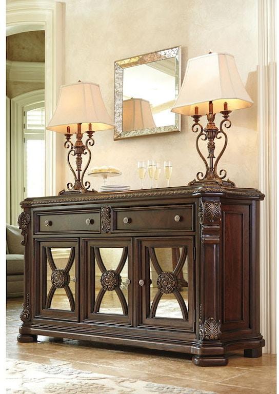 Fabulous Ashley Valraven Dining Room Server D780 60 Portland Or Gamerscity Chair Design For Home Gamerscityorg