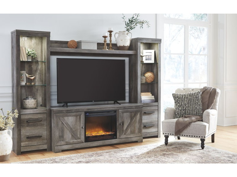 Ashley Wynnlow Entertainment Center W440 68 24 2 27
