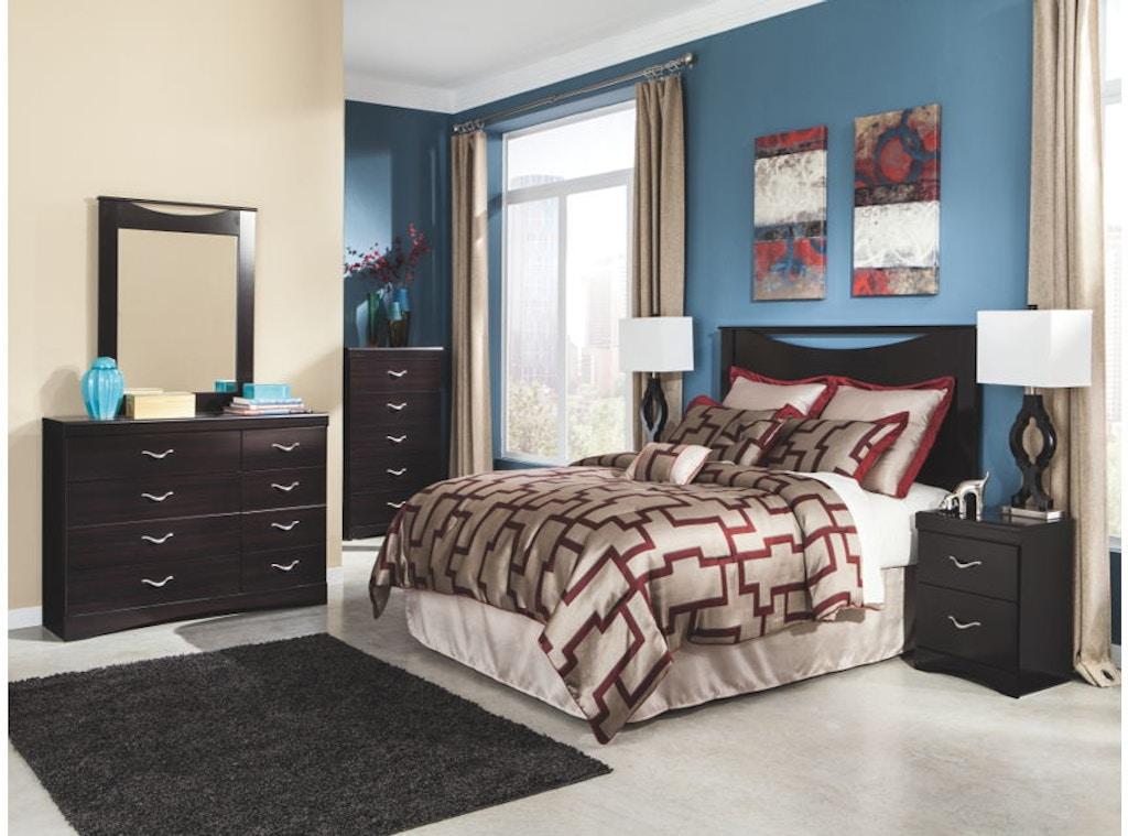 Ashley Zanbury 4 Piece Queen Bed Set Portland Or Key