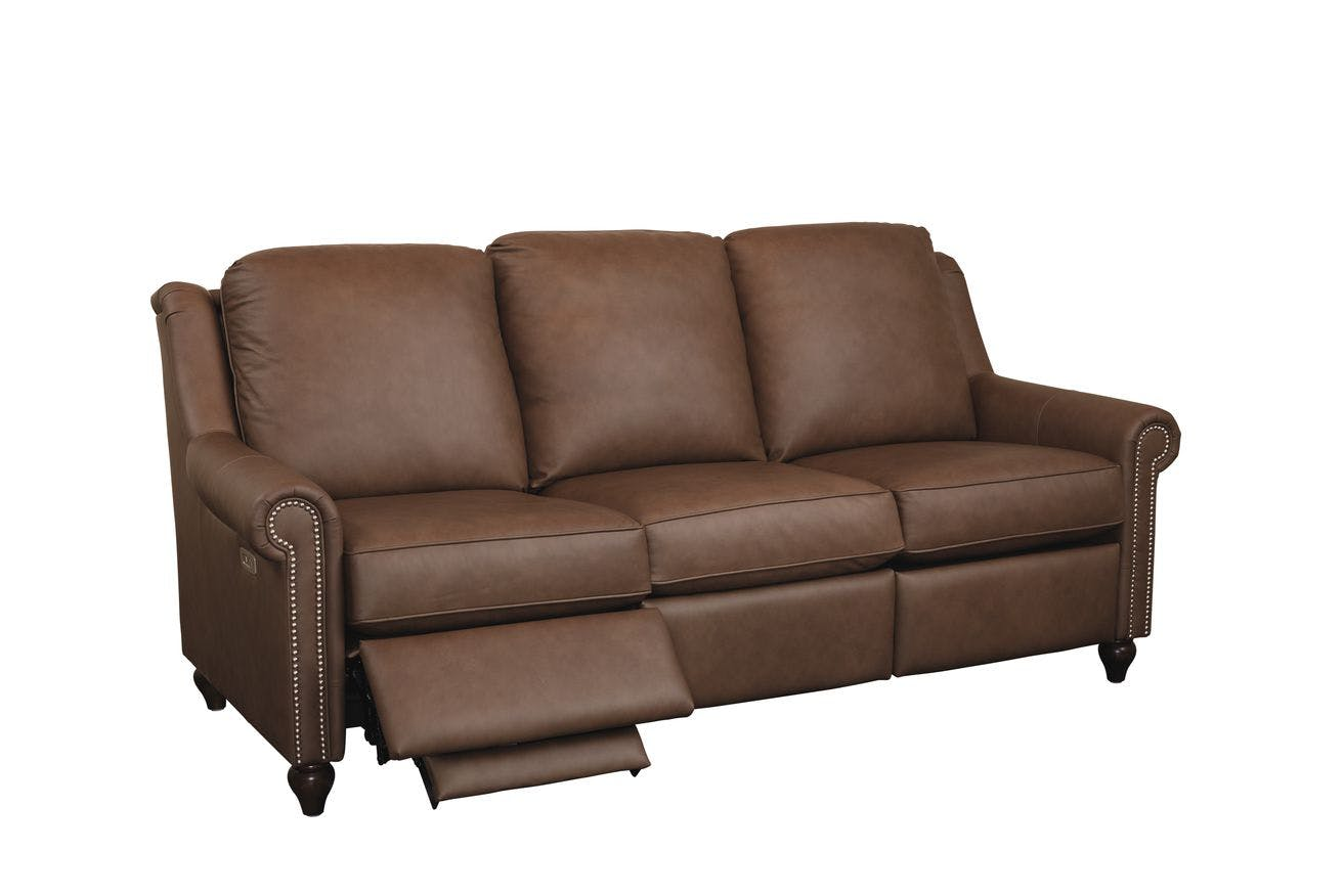 Picture of: Bassett Magnificent Motion Reclining Leather Sofa M000 72ml Portland Or Key Home Furnishings
