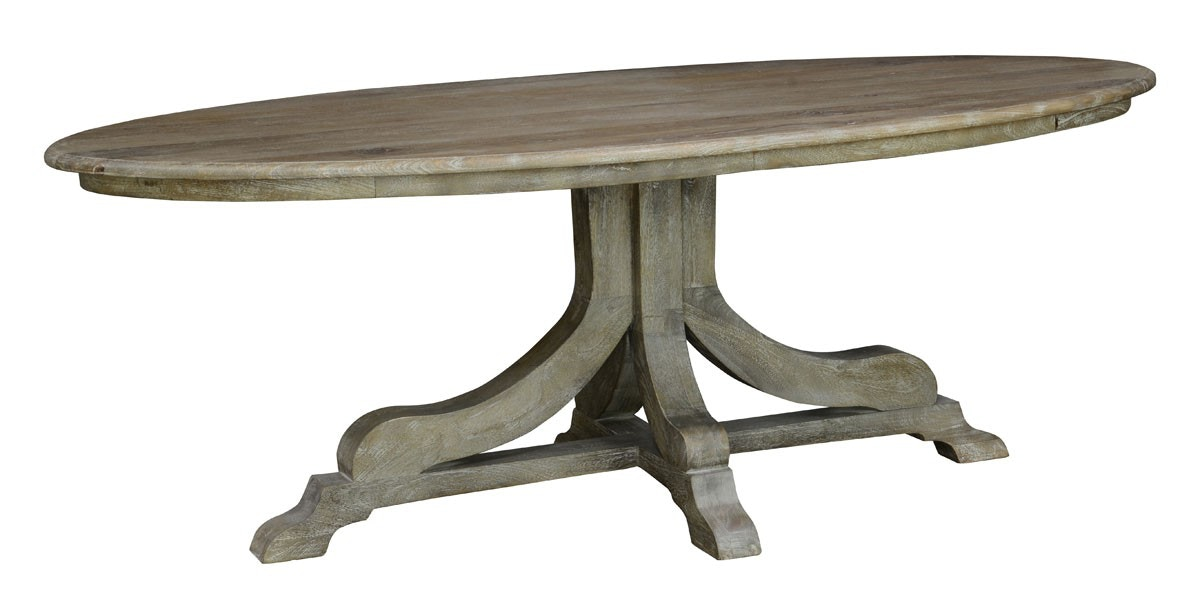 Classic Home Aimee Oval Dining Table 51010765 In Portland, Oregon