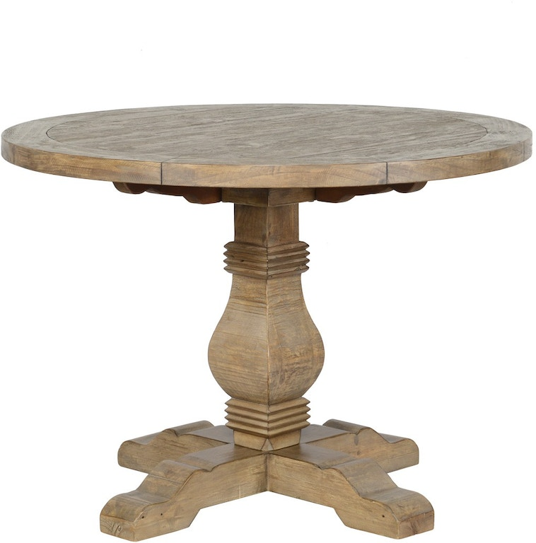 Classic Home Caleb Round Dining Table 42in 51030595 Portland Or Key Home Furnishings