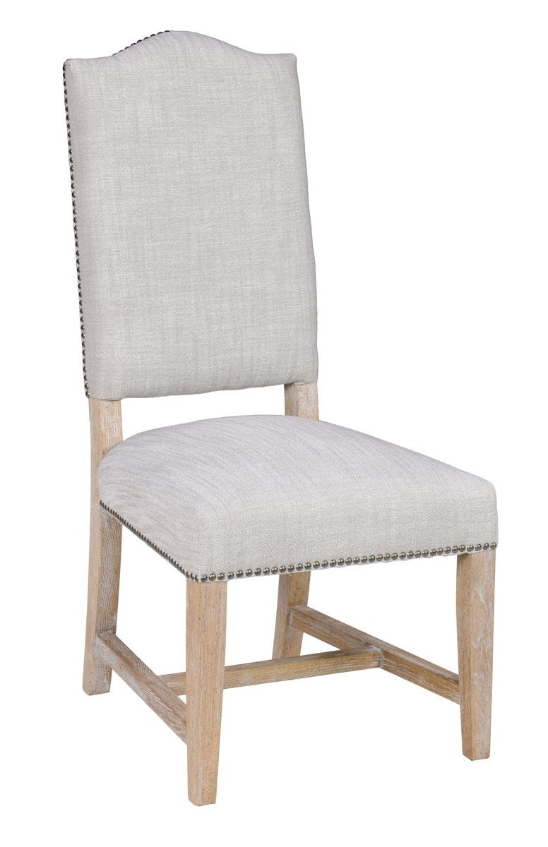 Classic Home Carter Dining Chair Taupe (QTY 2) 53005996 In Portland, Oregon