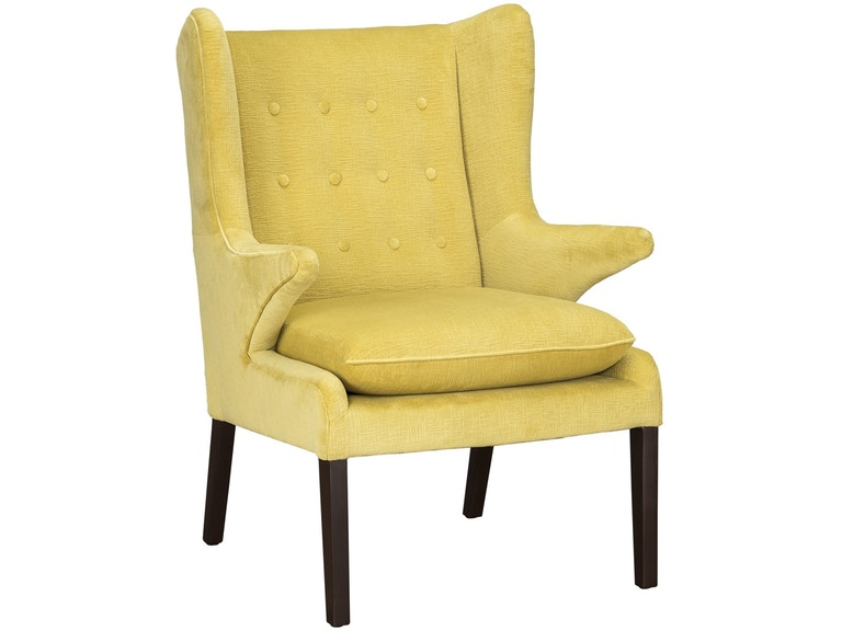 Clic Home Clover Accent Chair Mustard 53050526 In Portland Oregon