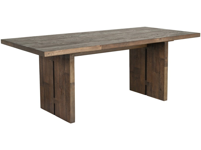Clic Home Dining Table 77in Barnwood 51030660 In Portland Oregon