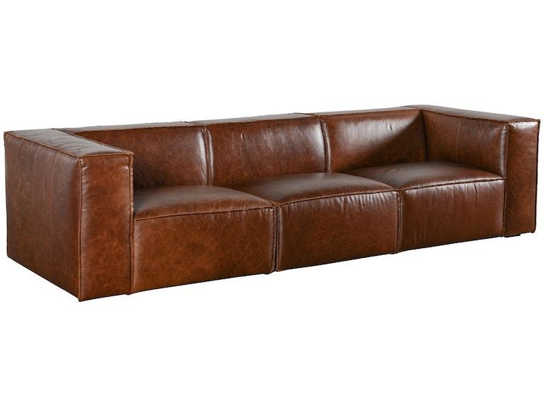 3 Seater Sofa Tobacco
