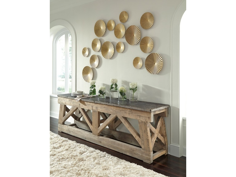 Clic Home Marbella Console Table 100in 51030233 In Portland Oregon