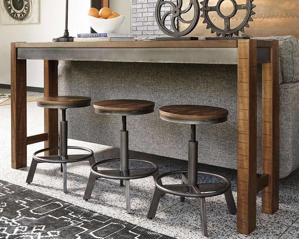 Ashley Torjin 5 Piece Long Counter Dining Set D440 52 024 In Portland,