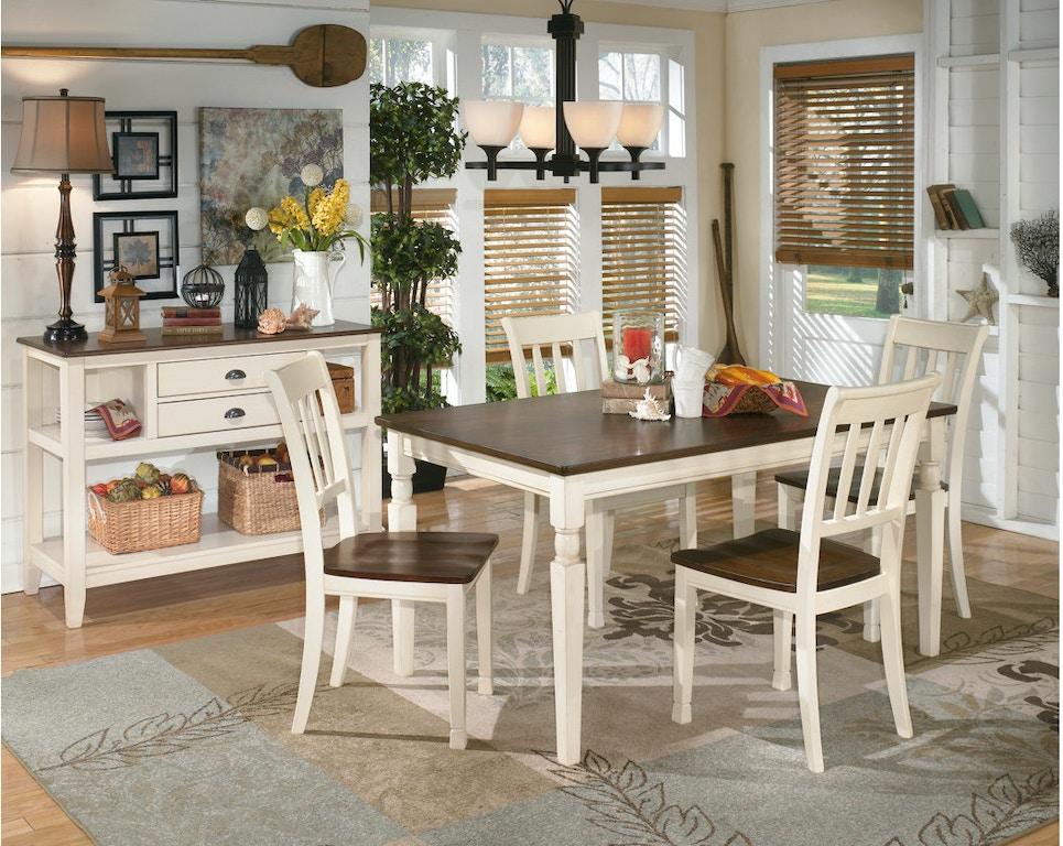 Sensational Whitesburg 5 Piece Rectangular Dining Sets Interior Design Ideas Apansoteloinfo