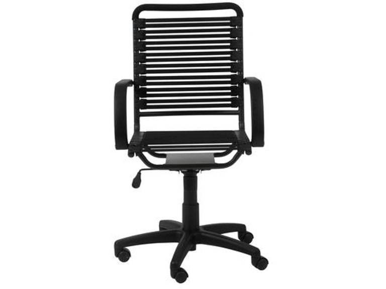 Euro Style Bungie Flat High Back Office