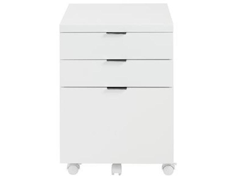 Euro Style File Cabinet 27536wht In Portland Oregon