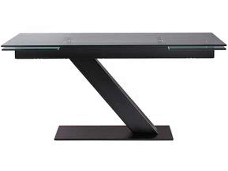 Euro Style Adeline 95 Inch Extension Dining Table 38874 KIT In Portland Oregon