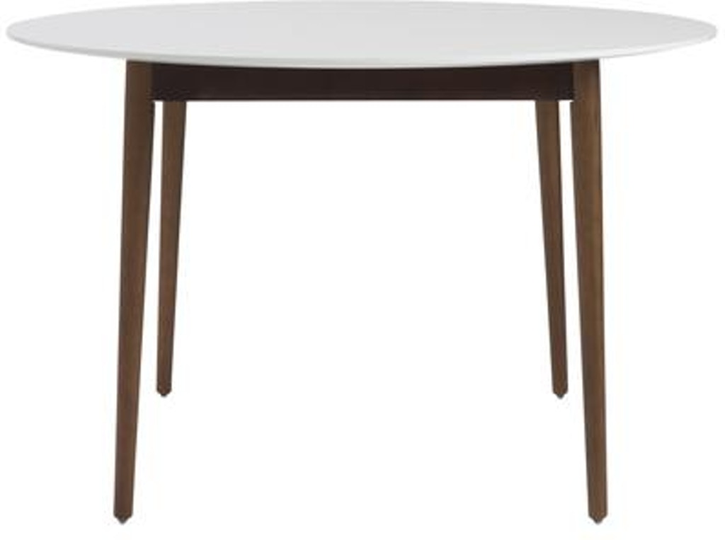 Euro Style Manon Round Dining Table 90195wht In Portland Oregon