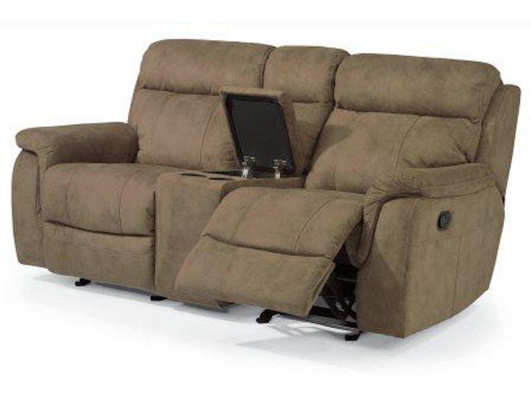 Fine Flexsteel Casino Fabric Gliding Reclining Loveseat With Uwap Interior Chair Design Uwaporg