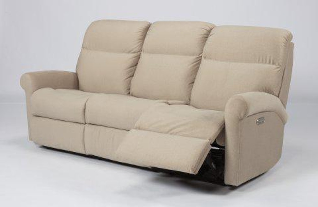 Awesome Flexsteel Davis Fabric Power Reclining Sofa With Power Squirreltailoven Fun Painted Chair Ideas Images Squirreltailovenorg