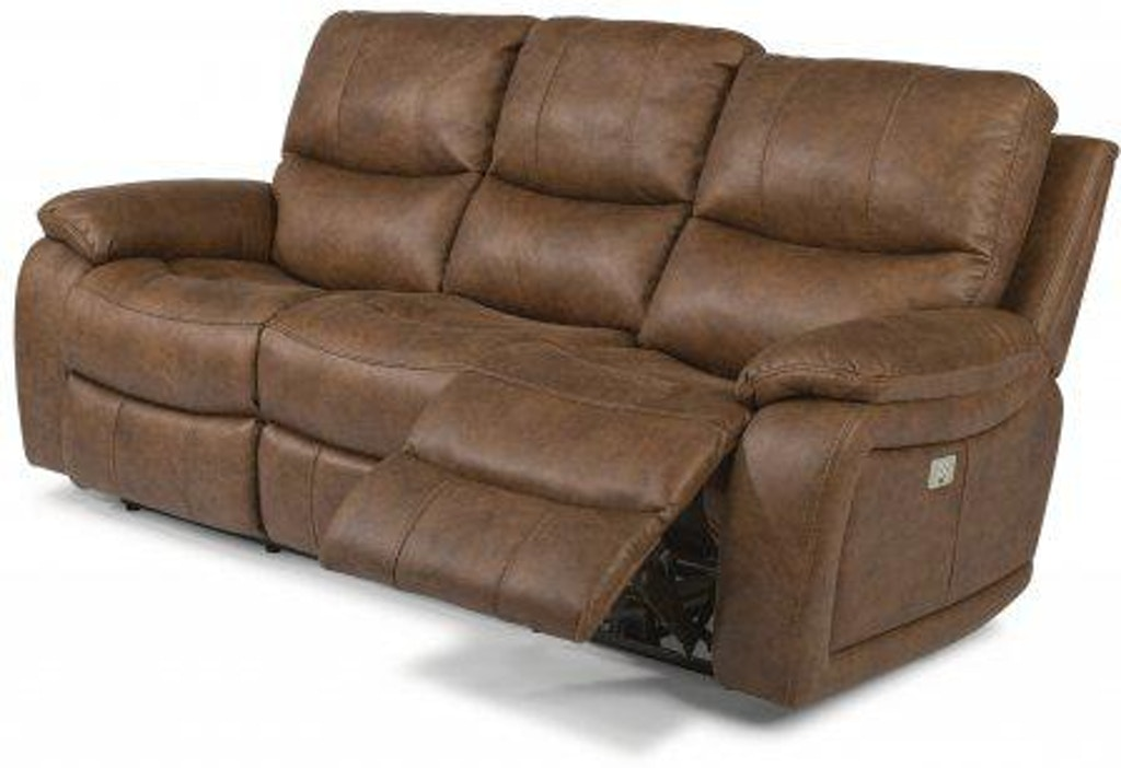 Hendrix Fabric Reclining Sofa