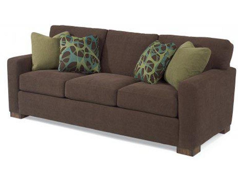 Flexsteel Bryant Fabric Sofa 7399 31 Portland Or Key