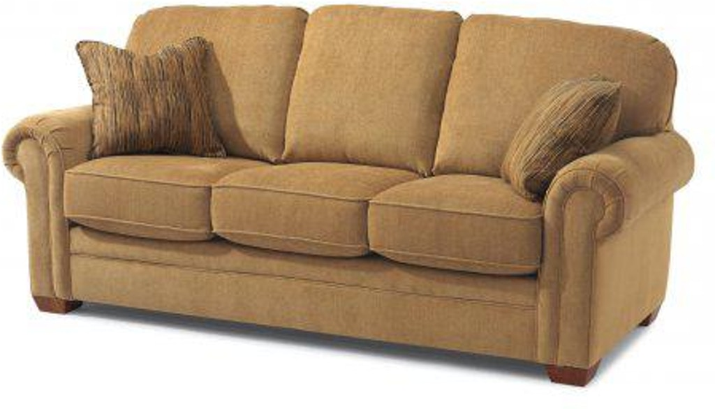 flexsteel fabric sofa wit harrison 7271 31 4