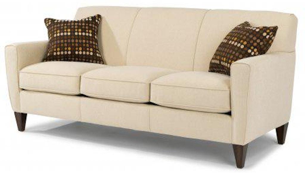 Fabric Three Cushion Sofa 5966 31