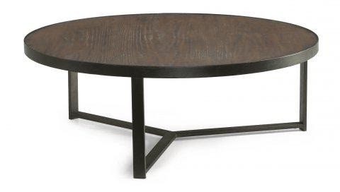 Flexsteel Carmen Large Round Bunching Coffee Table W1446 034