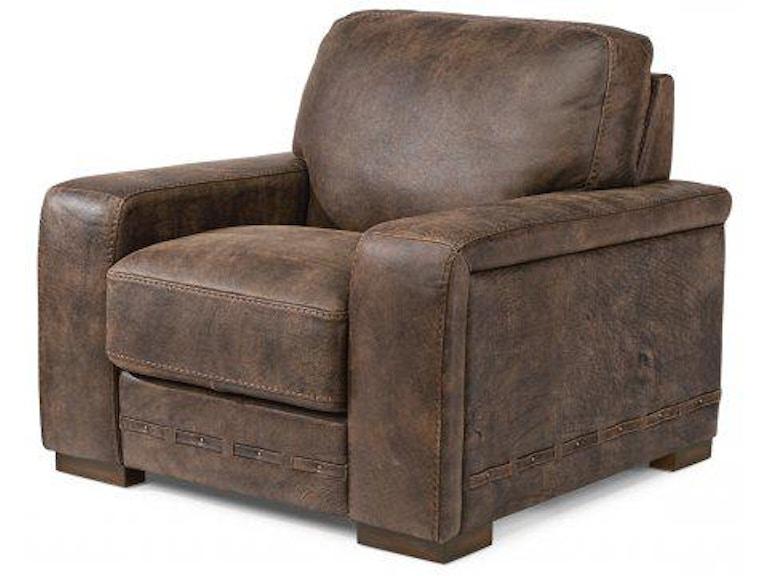 Flexsteel Buxton Leather Chair 1117-10 - Portland, OR
