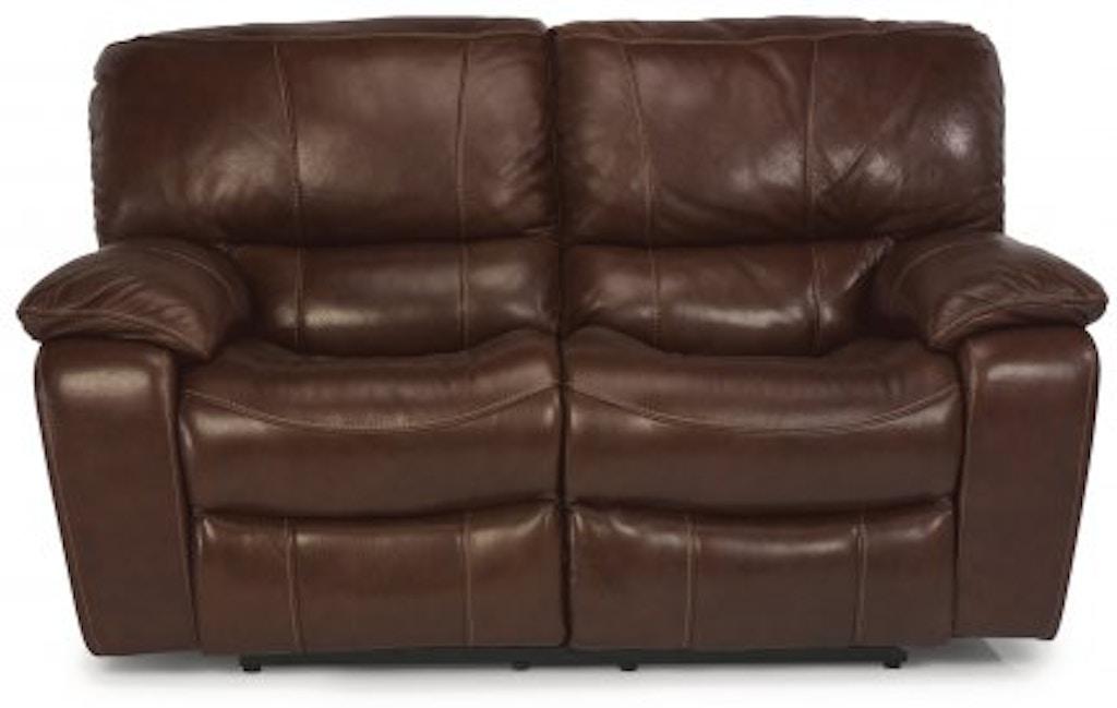 Strange Flexsteel Grandview Leather Reclining Loveseat 1241 60 804 Forskolin Free Trial Chair Design Images Forskolin Free Trialorg