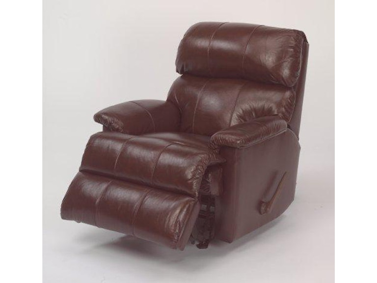 Super Flexsteel Chicago Leather Rocking Recliner 3266 510 Caraccident5 Cool Chair Designs And Ideas Caraccident5Info
