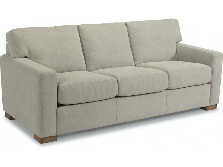 Flexsteel Bryant Leather Sofa B3399-31 - Portland, OR