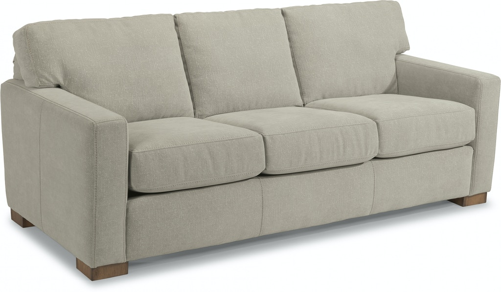 Flexsteel Bryant Leather Sofa B3399 31 Portland Or