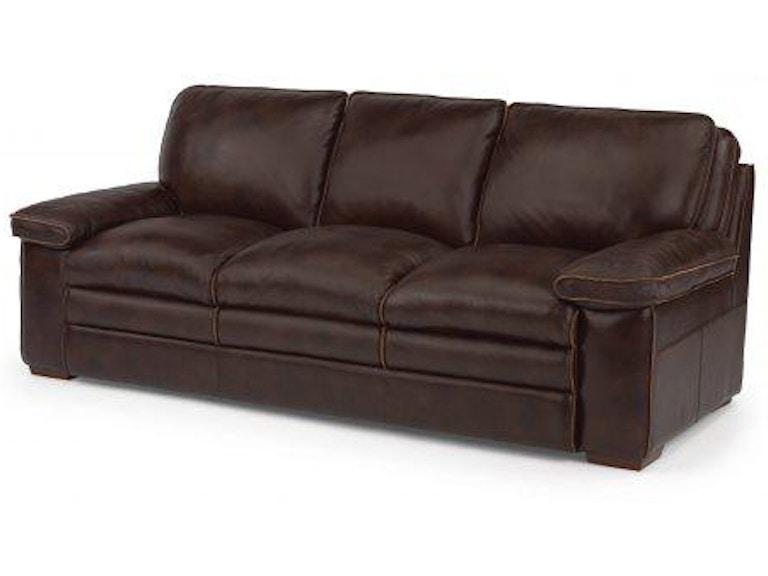 Flexsteel Penthouse Leather Sofa 1774-31 - Portland, OR