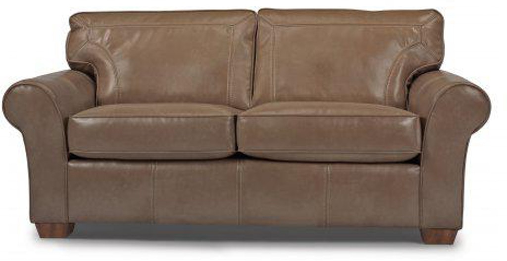 Flexsteel Vail Nuvo Two Cushion Sofa