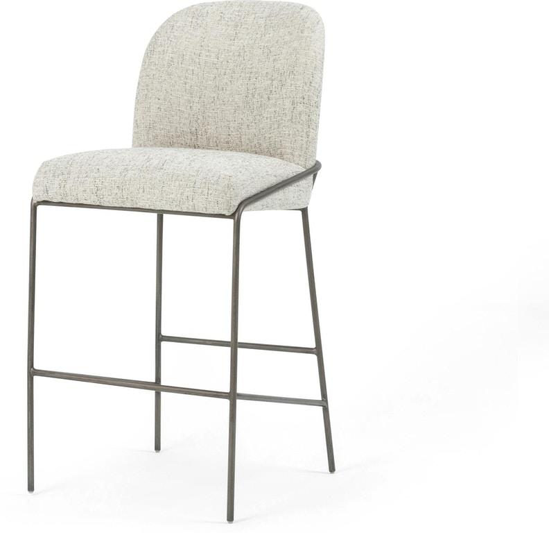 Four Hands Astrud Bar Plus Counter Stool Cgry 04318 1010p Portland Or Key Home Furnishings