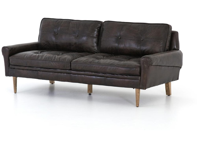 Bain Leather Sofa 75