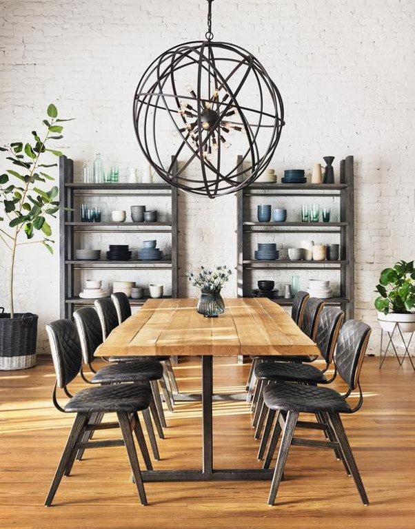 Four Hands Booker Dining Table Cimp 189 In Portland Oregon