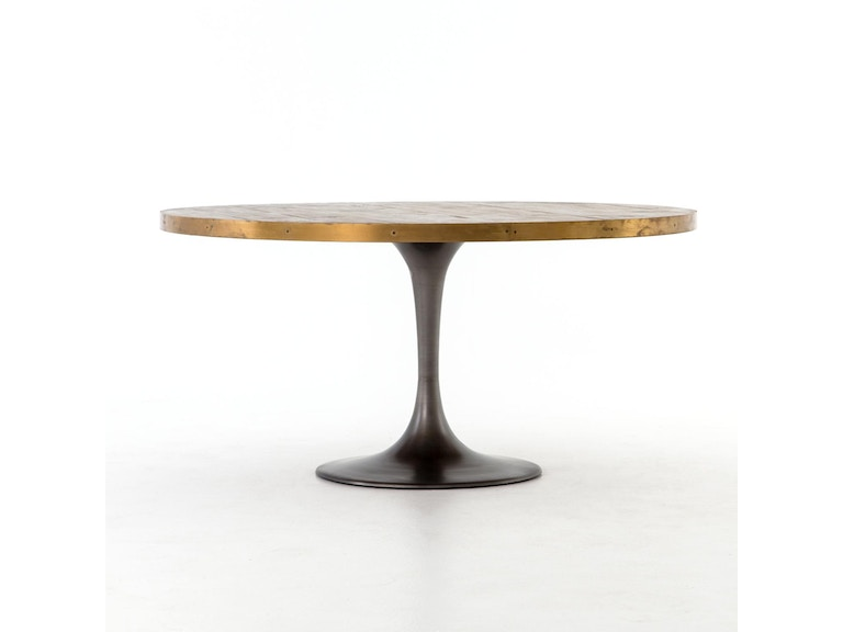 Round table portland oregon for Dining table tj hughes