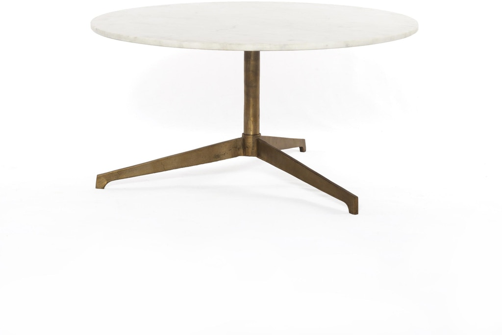 Four Hands Helen Round Coffee Table Imar 241 Portland Or Key Home Furnishings